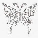 Butterfly-Name-Tattoos