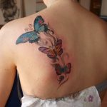 Butterfly-Tattoos-On-Shoulder
