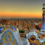 Barcelona City HD Wallpaper