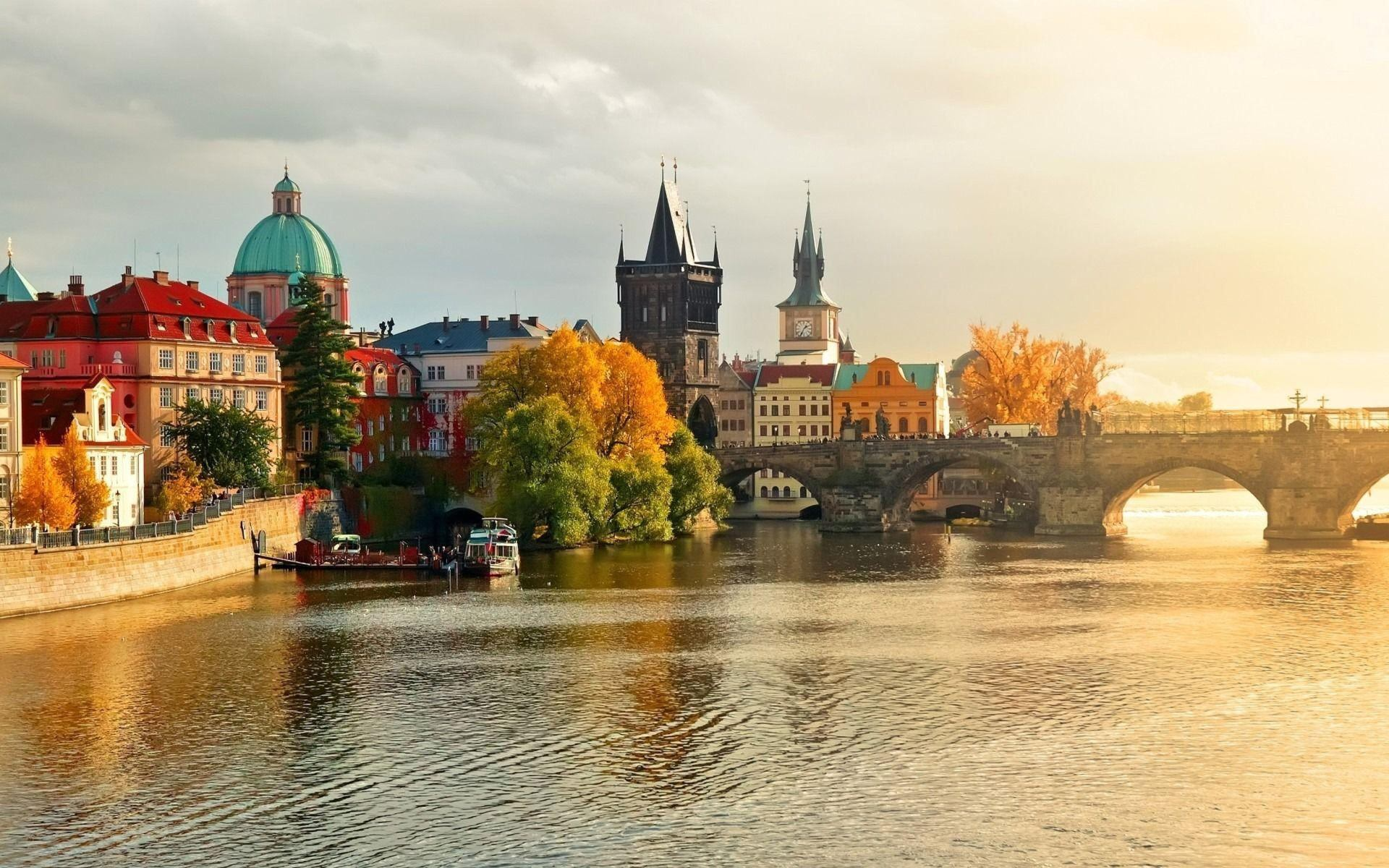Prague Picture Wallpaper