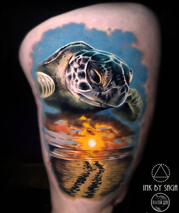 45+ Turtle Tattoo Design Ideas FREE Pictures on GreePX