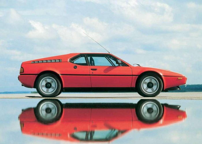 Bmw M1 Wallpaper