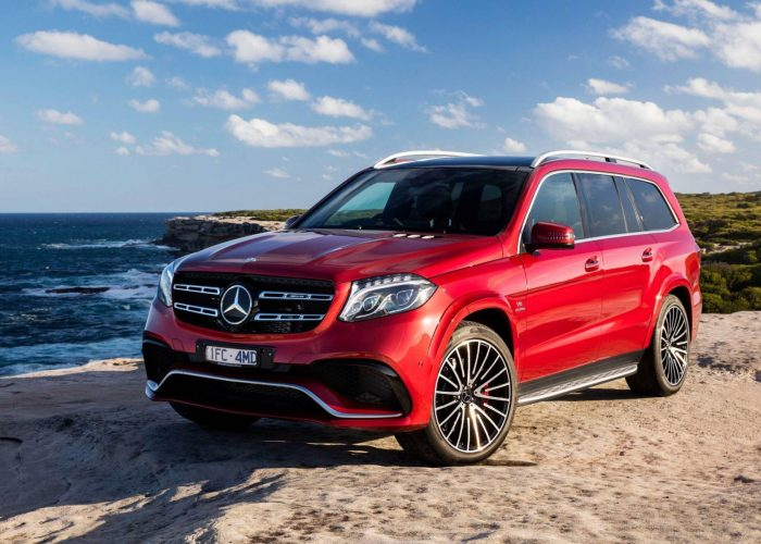 Mercedes Benz Gls Wallpaper