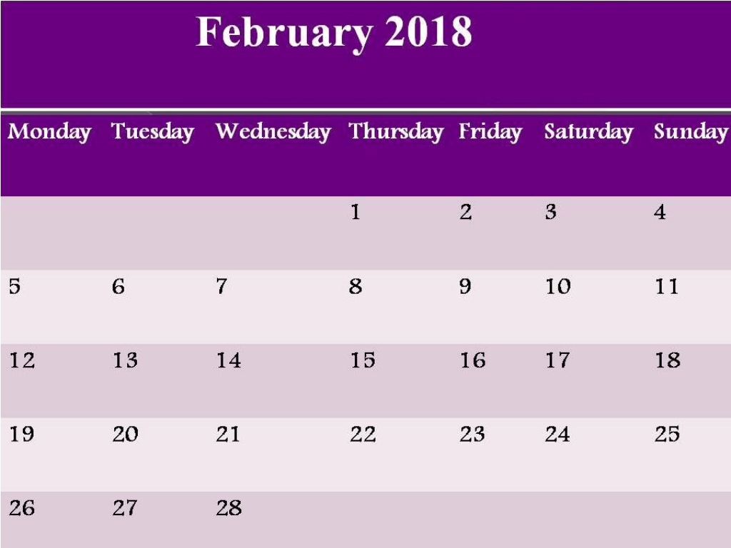 february 2018 calendar template free download free pictures on greepx