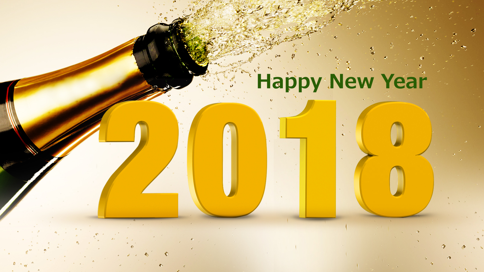 Happy New Year 2018 Sms
