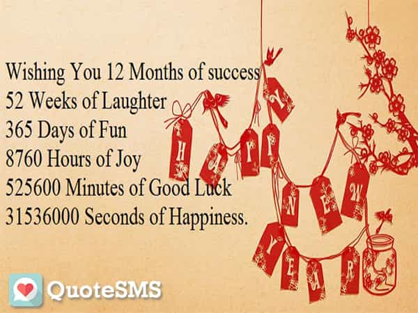 Captivating Happy New Year 2018 Sms