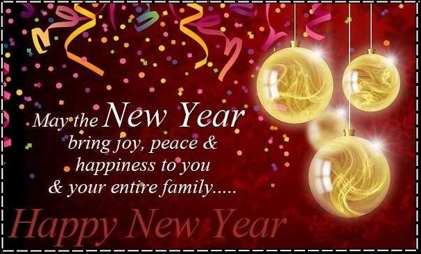 Wishing Happy New Year Quotes