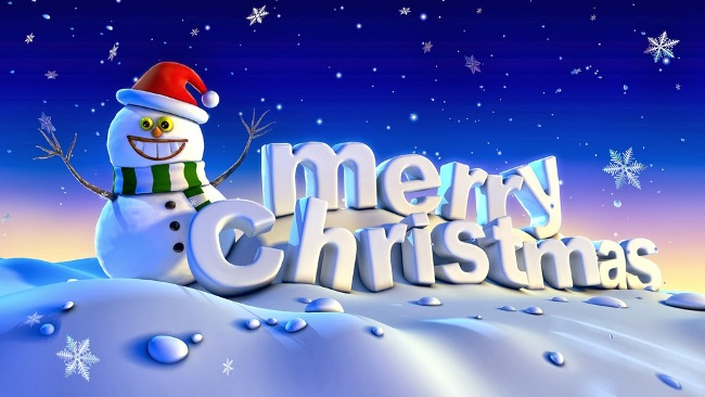 Merry Christmas Wallpapers Free Pictures On Greepx