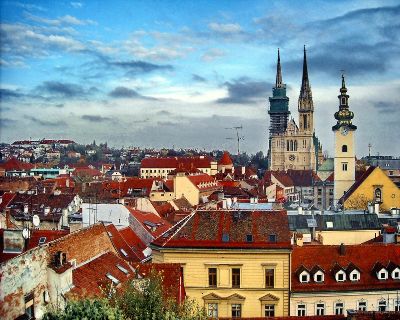 zagreb croatia tourism wallpapers | Travel pictures and Travel guides