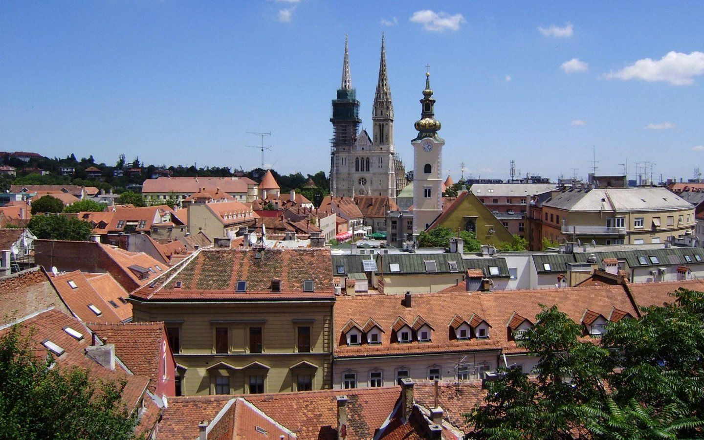 Zagreb view 1440x900 Wallpapers,Zagreb 1440x900 Wallpapers ...