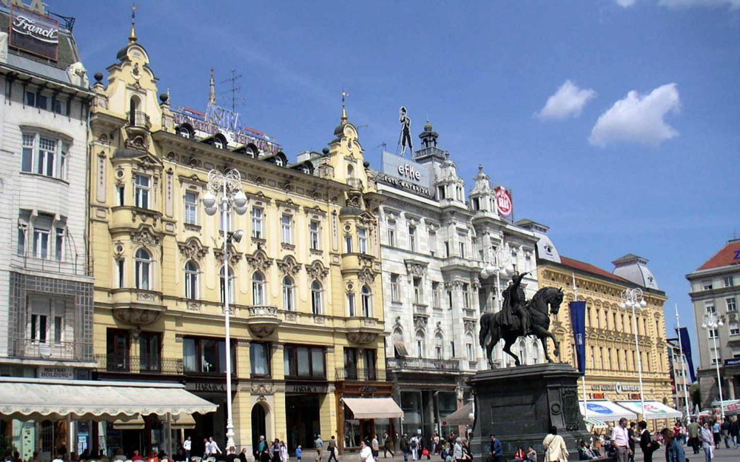 Zagreb sightseeing 1440x900 Wallpapers,Zagreb 1440x900 Wallpapers ...