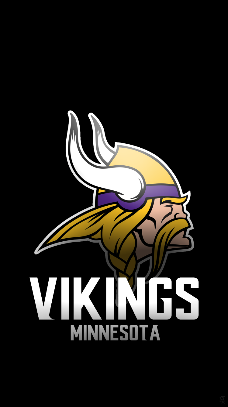 Vikings Logo Wallpapers Group (64+)