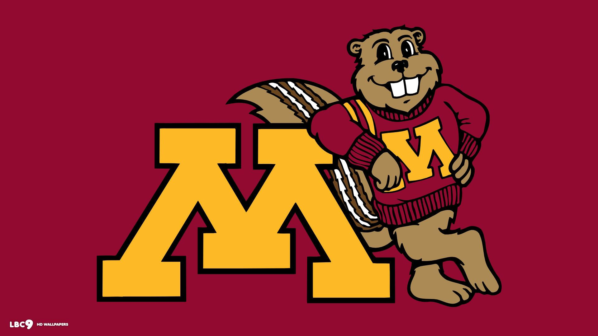 minnesota golden gophers wallpaper 1/3 | college athletics hd ...