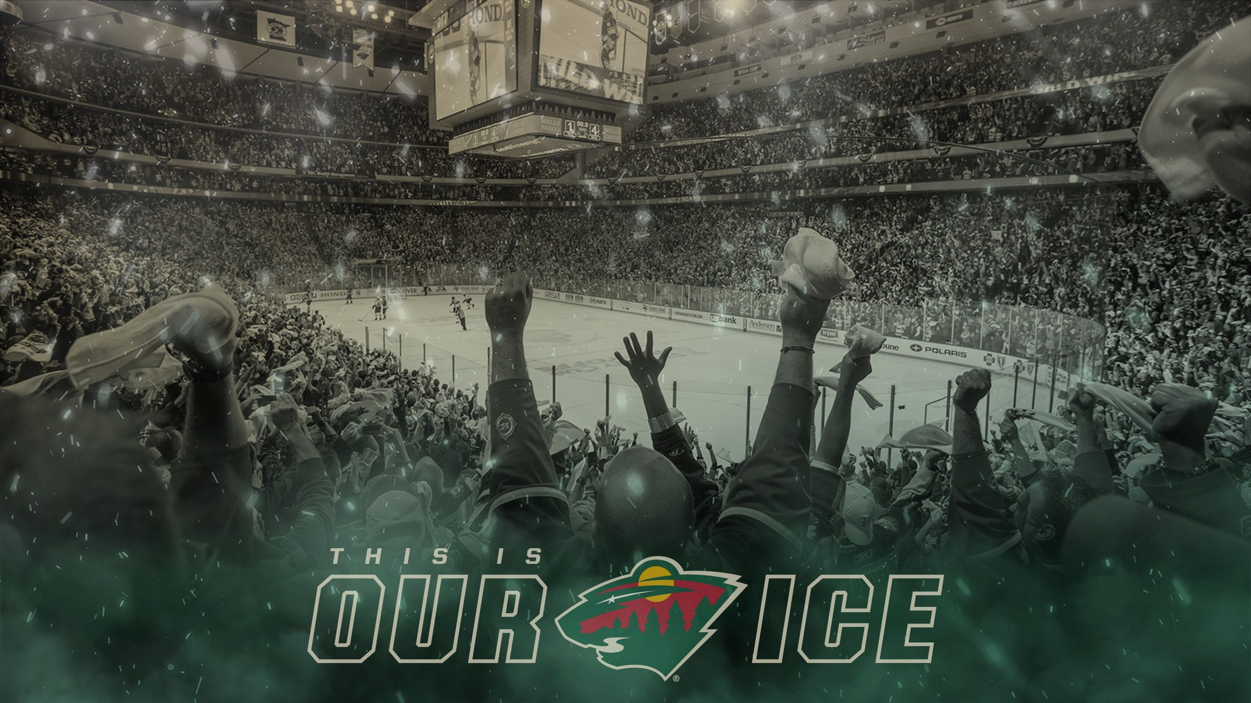 Desktop & Mobile Wallpapers | Minnesota Wild