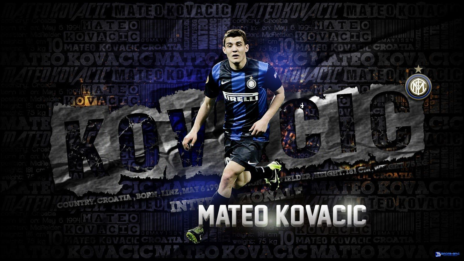 Mateo Kovacic - Skills & Goals 2014-2015 - YouTube