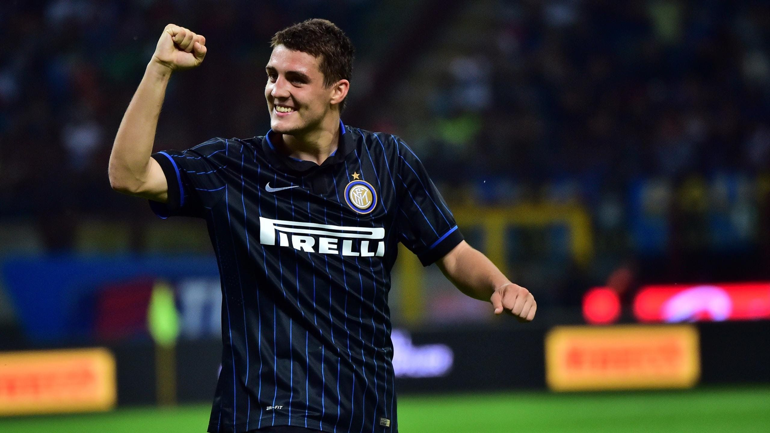 Mateo Kovacic | Il Professore | Skills and Goals 2014-2015 - YouTube