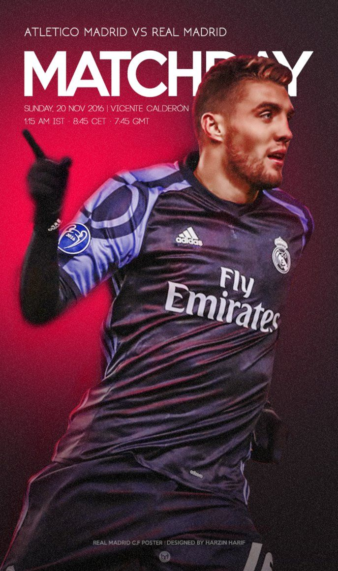 Mateo Kovacic - Matchday Poster by harzi17 on DeviantArt