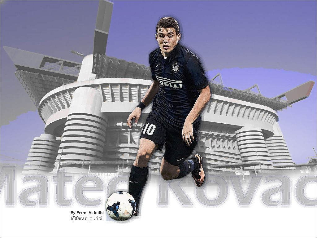 Mateo Kovacic by ferasduribi on DeviantArt