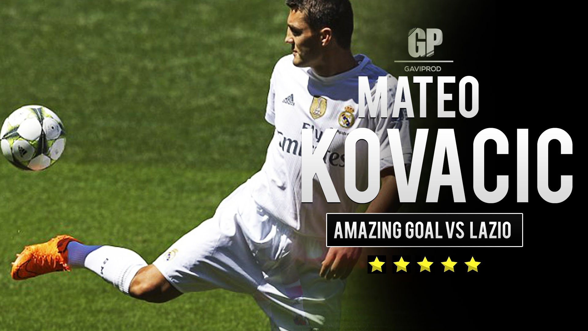 Mateo Kovacic - F.C Internazionale - Amazing Goal - WELCOME TO ...