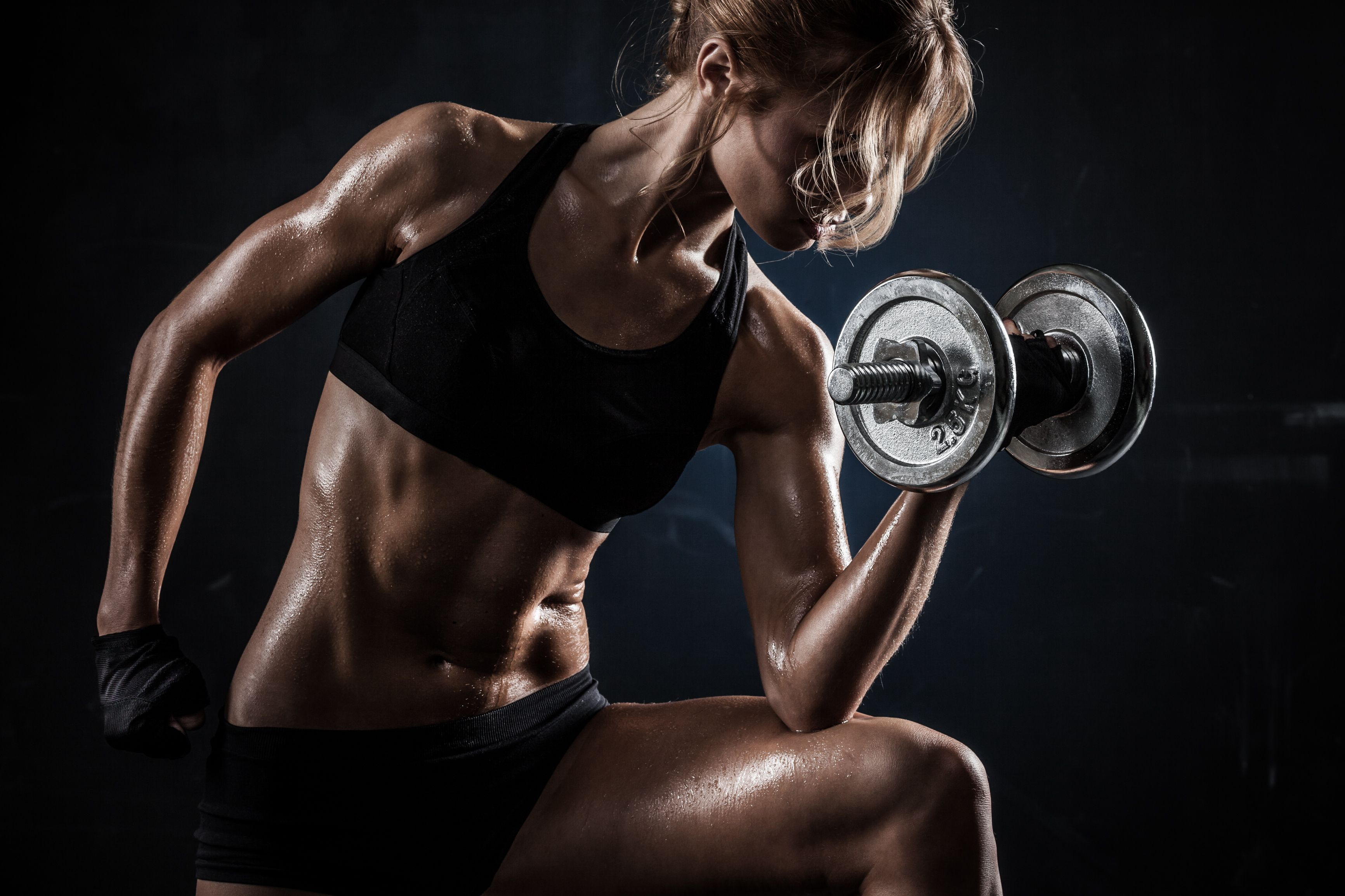 Fitness Girl Full HD Wallpapers and Backgrounds