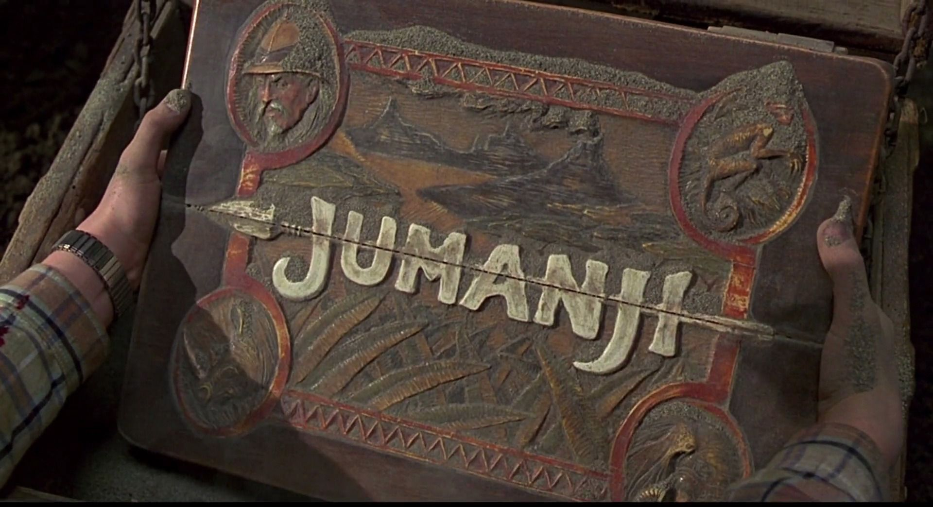 2 Jumanji HD Wallpapers | Backgrounds - Wallpaper Abyss