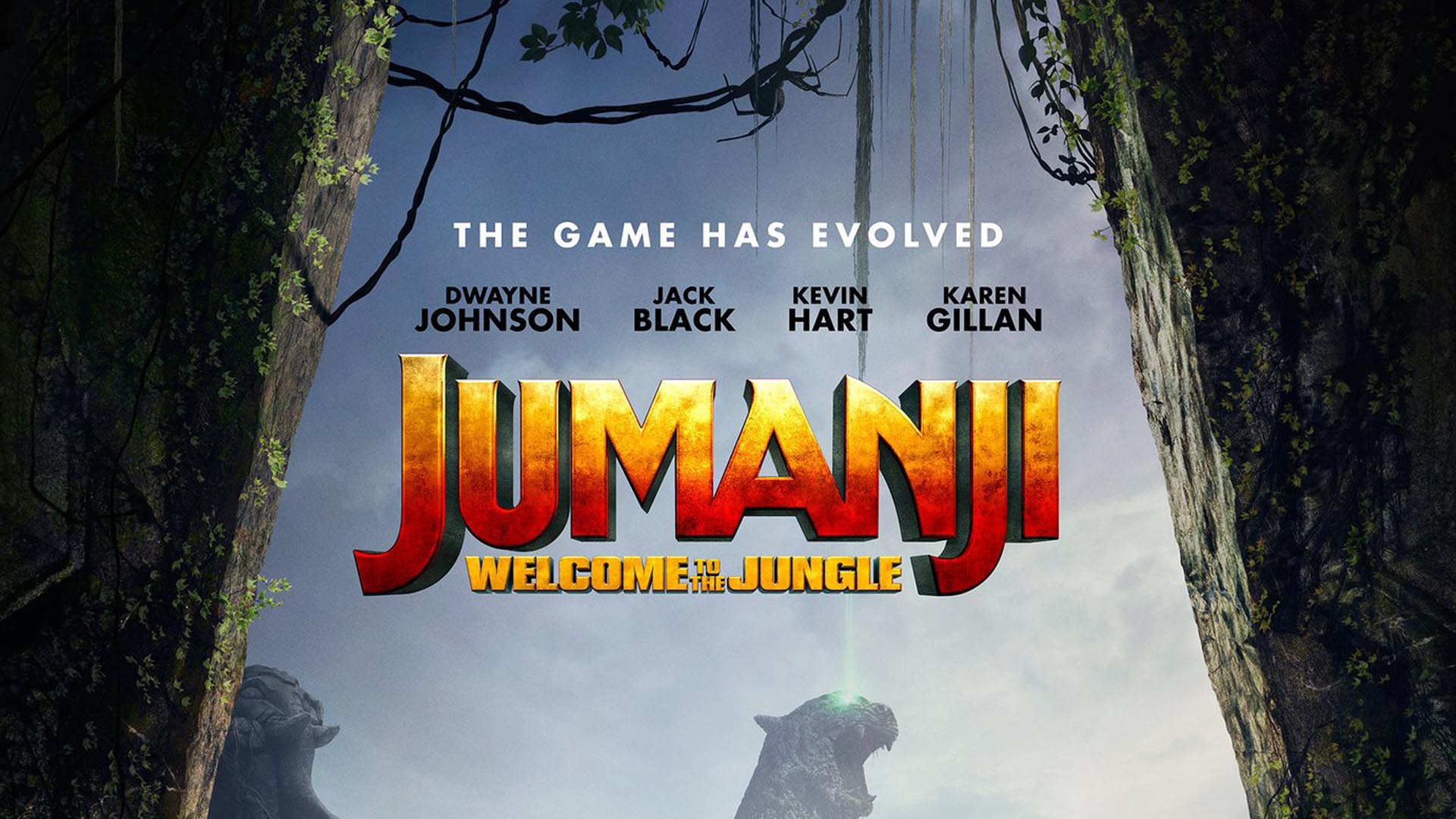 Jumanji Welcome to the Jungle Movie Wallpaper 62107 1920x1080 px ...