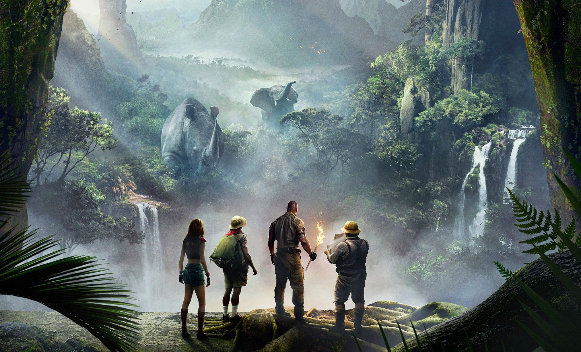 Jumanji Welcome to the Jungle Wallpapers - New HD Wallpapers