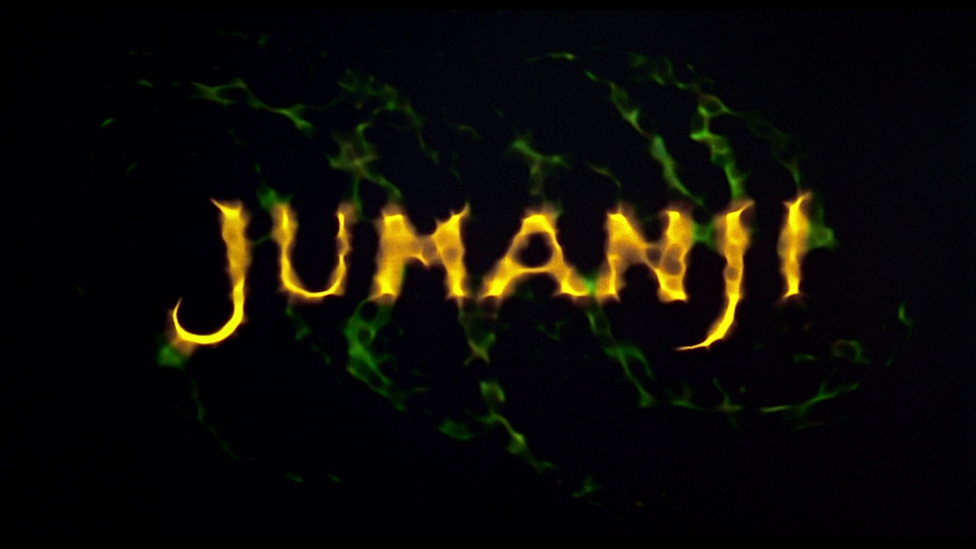 Jumanji (20th Anniversary Edition) (Blu-ray) : DVD Talk Review of ...