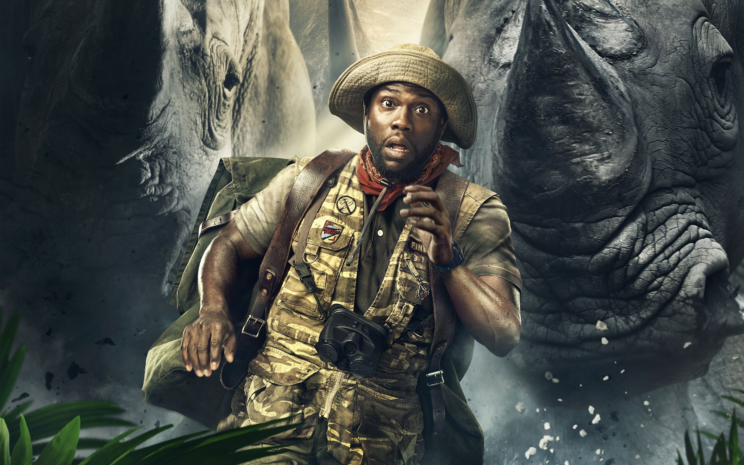 Download Kevin Hart In Jumanji Welcome To The Jungle 360x640 ...