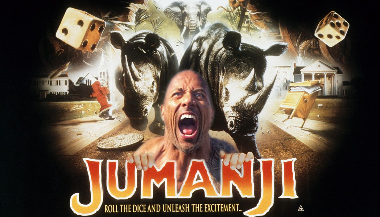 Jumanji HD Desktop Wallpapers | 7wallpapers.net