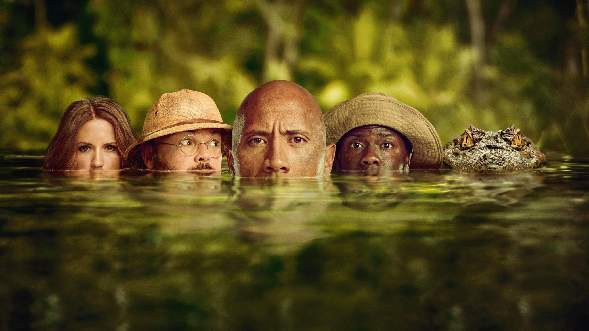 Jumanji Welcome to The Jungle | Movie Wallpapers