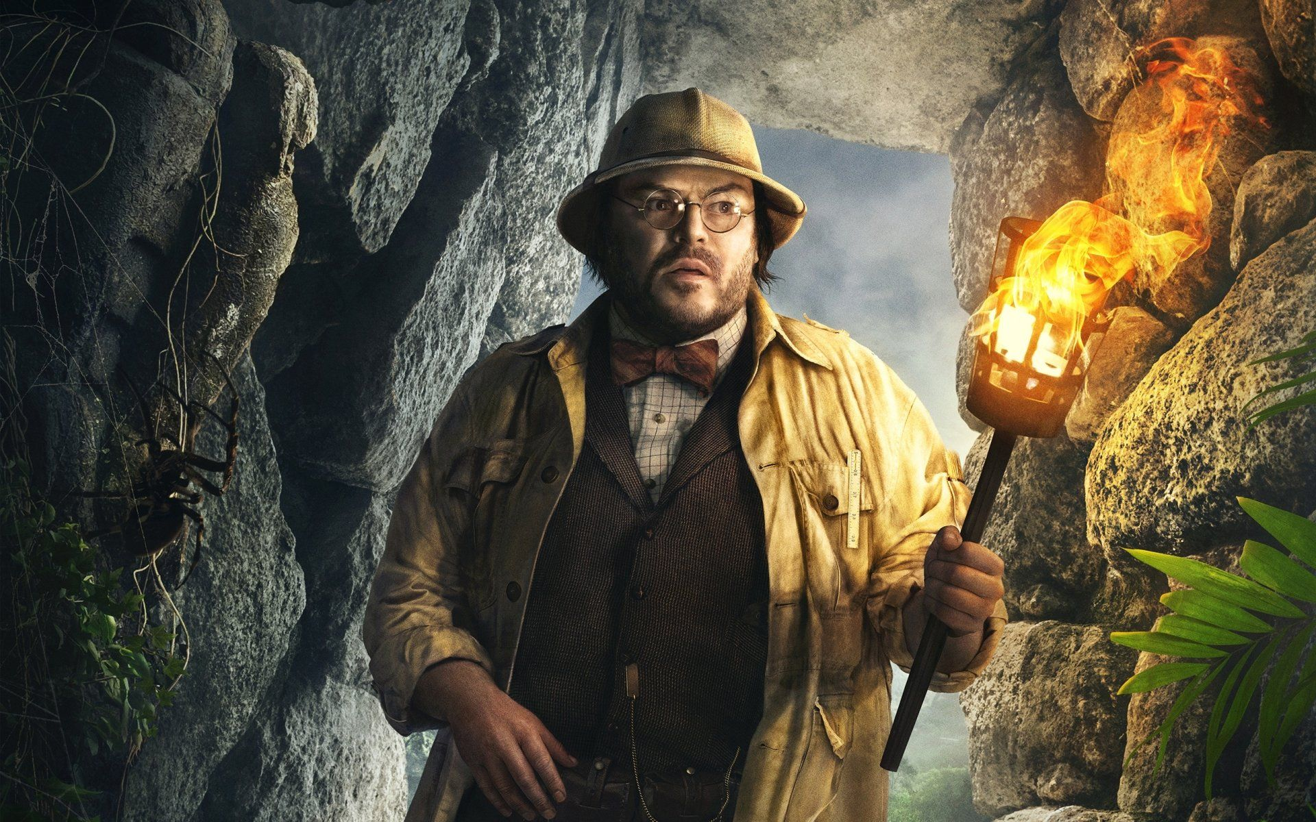 Jumanji Welcome to the Jungle Jack Black Wallpaper 62111 1920x1200 ...