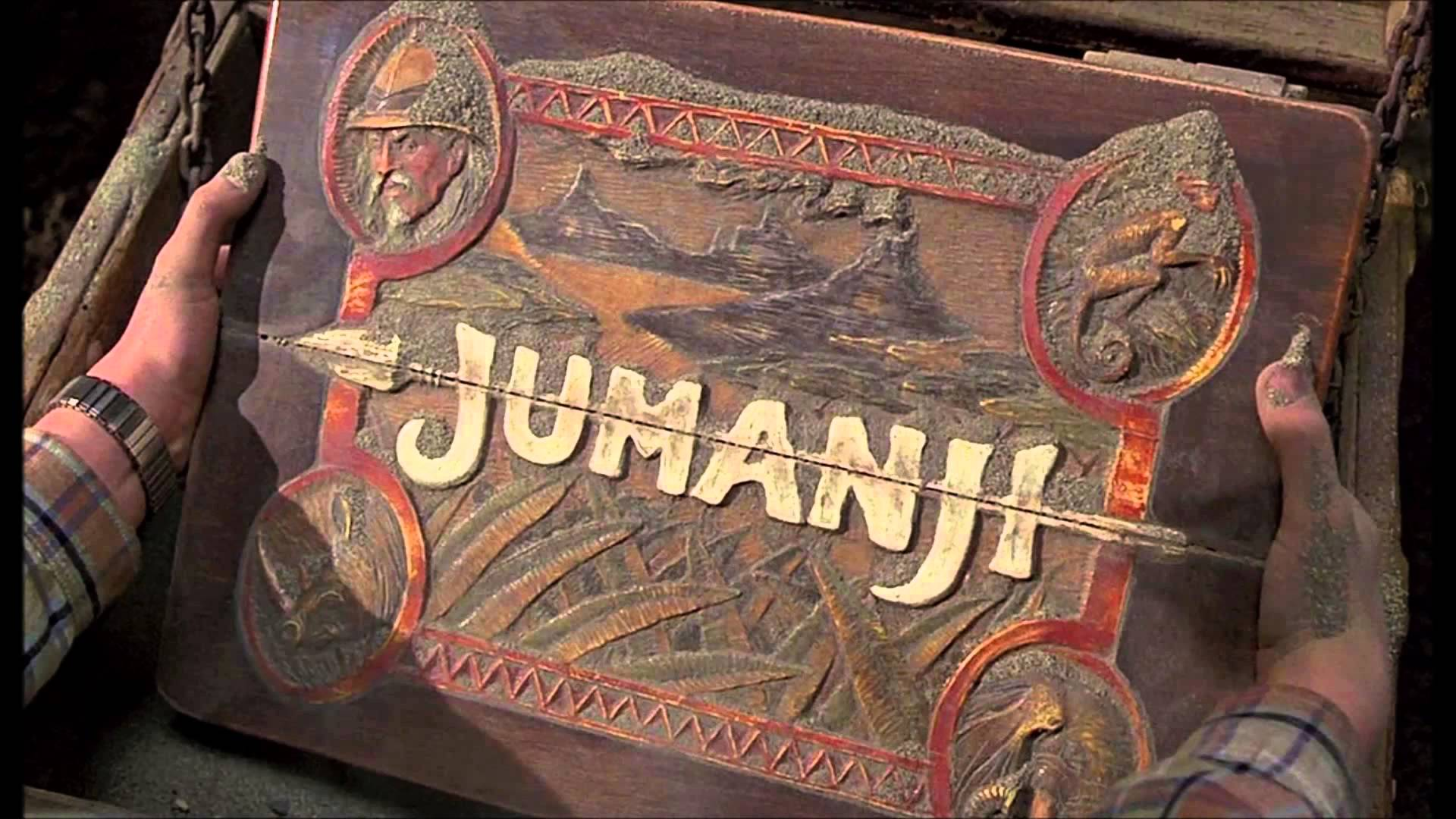 Images of Jumanji 2017 Wallpaper - #SC