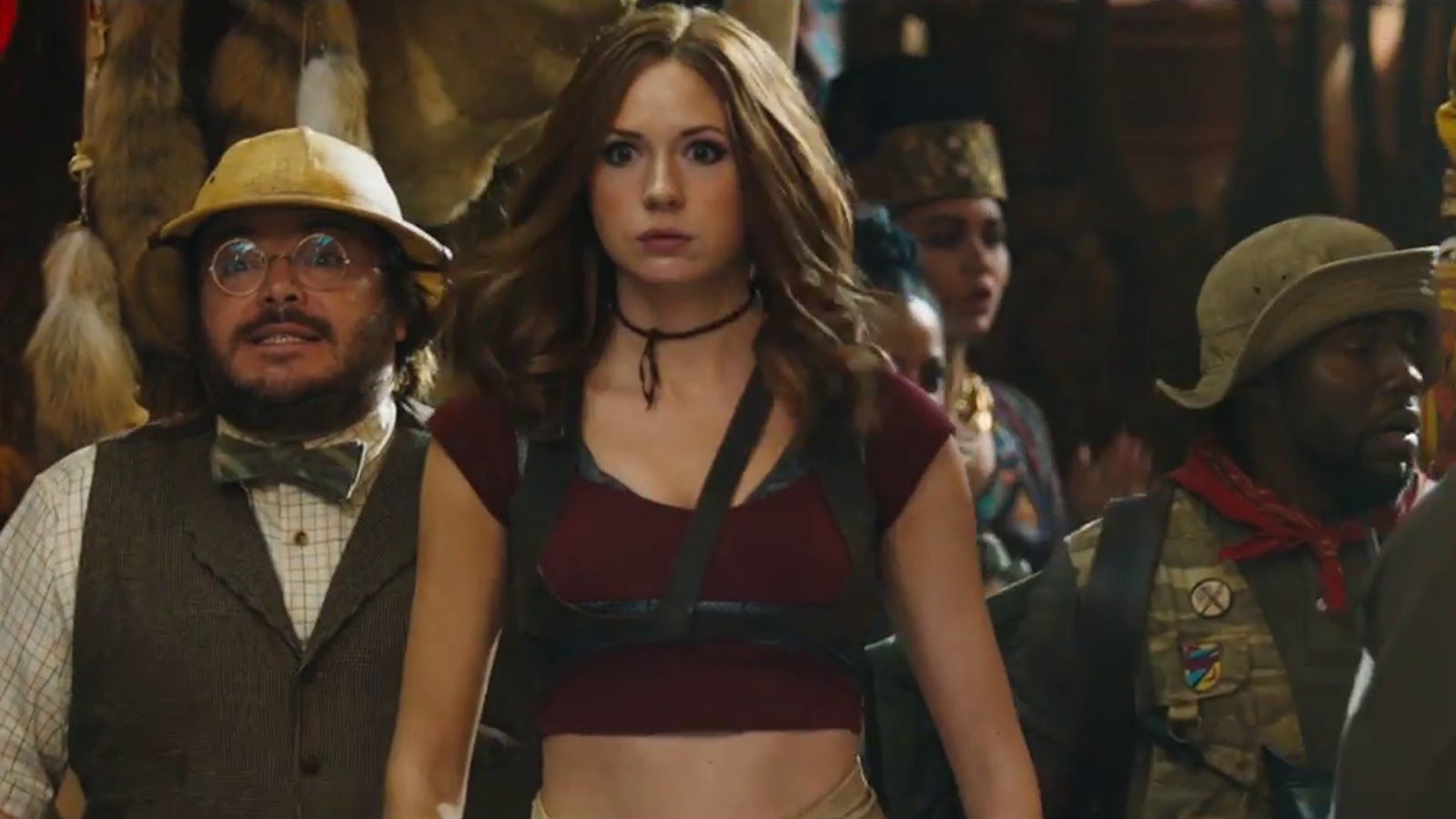 Jumanji Movie HD Wallpapers Download 1080p Colorfullhdwallpapers ...
