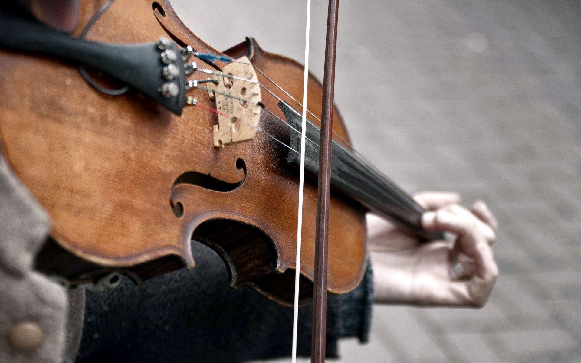 Violin Computer Wallpapers, Desktop Backgrounds 1920x1200 Id: 239611