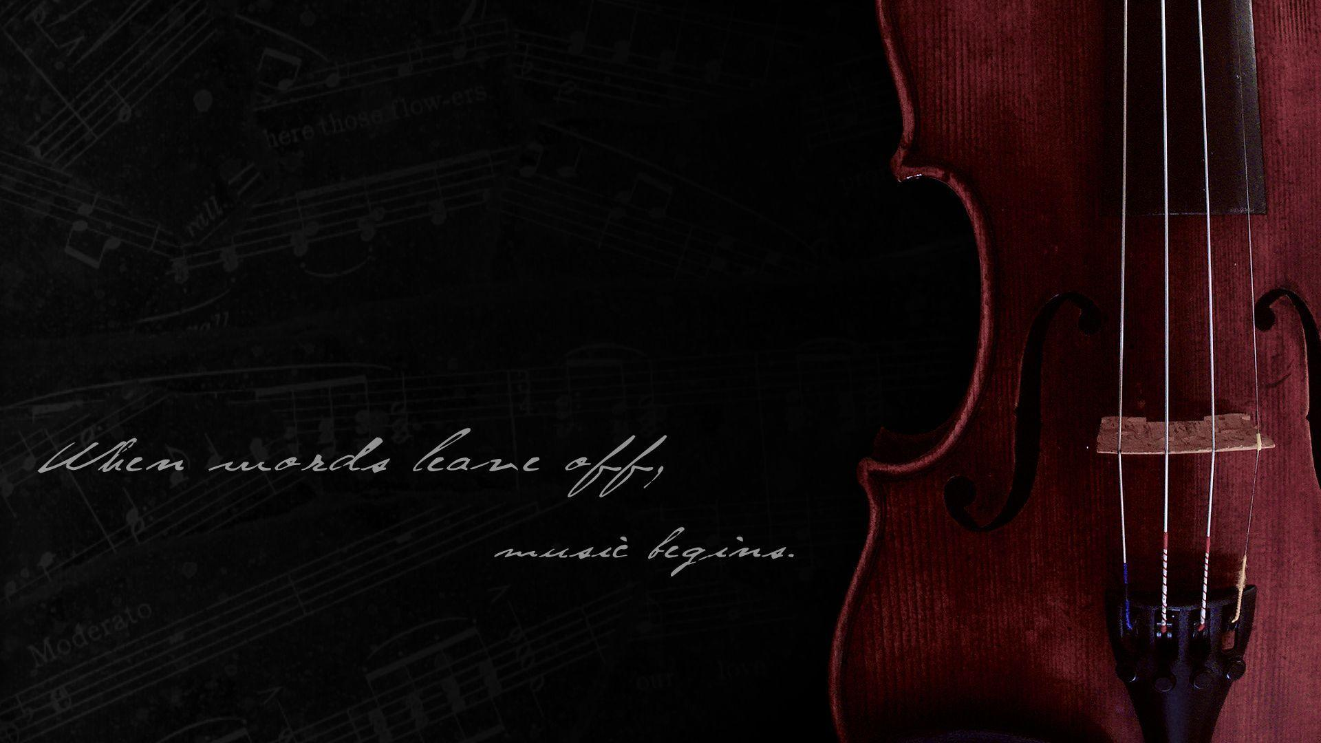 Violin Wallpaper by xerix93 on DeviantArt