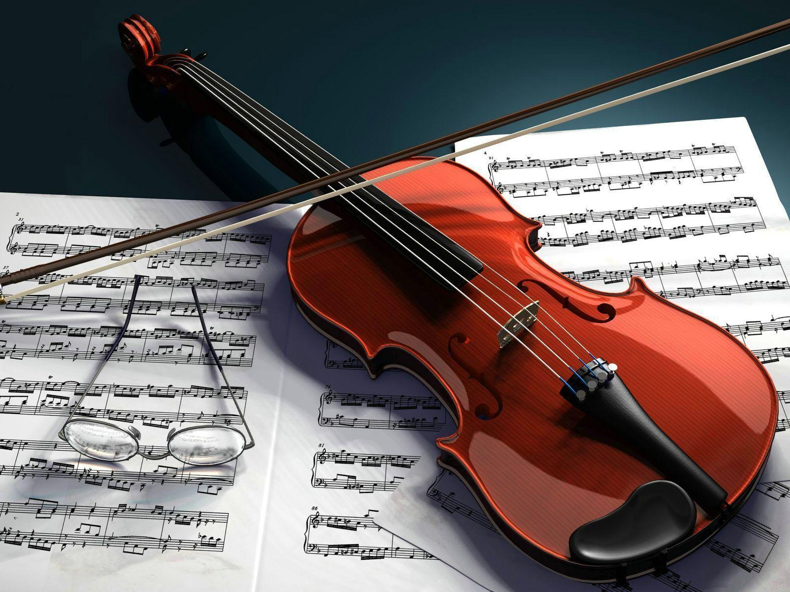 Playing Violin Instrument Wallpaper #6478 Wallpaper | Wallpaper ...