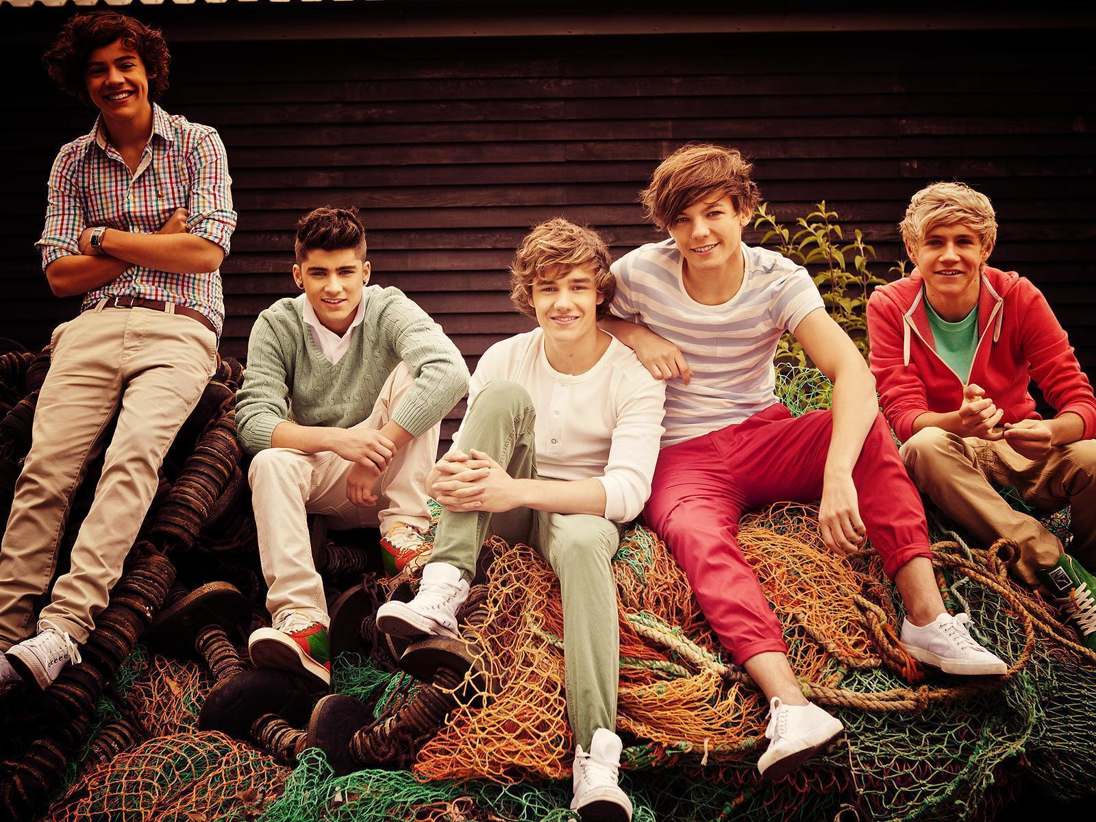 One Direction Desktop Wallpapers Full - Wallpaper