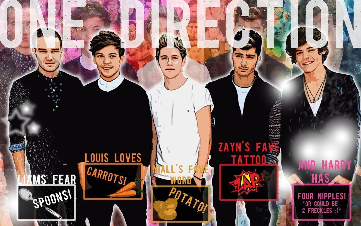 One Direction Background For Twitter - Viewing Gallery