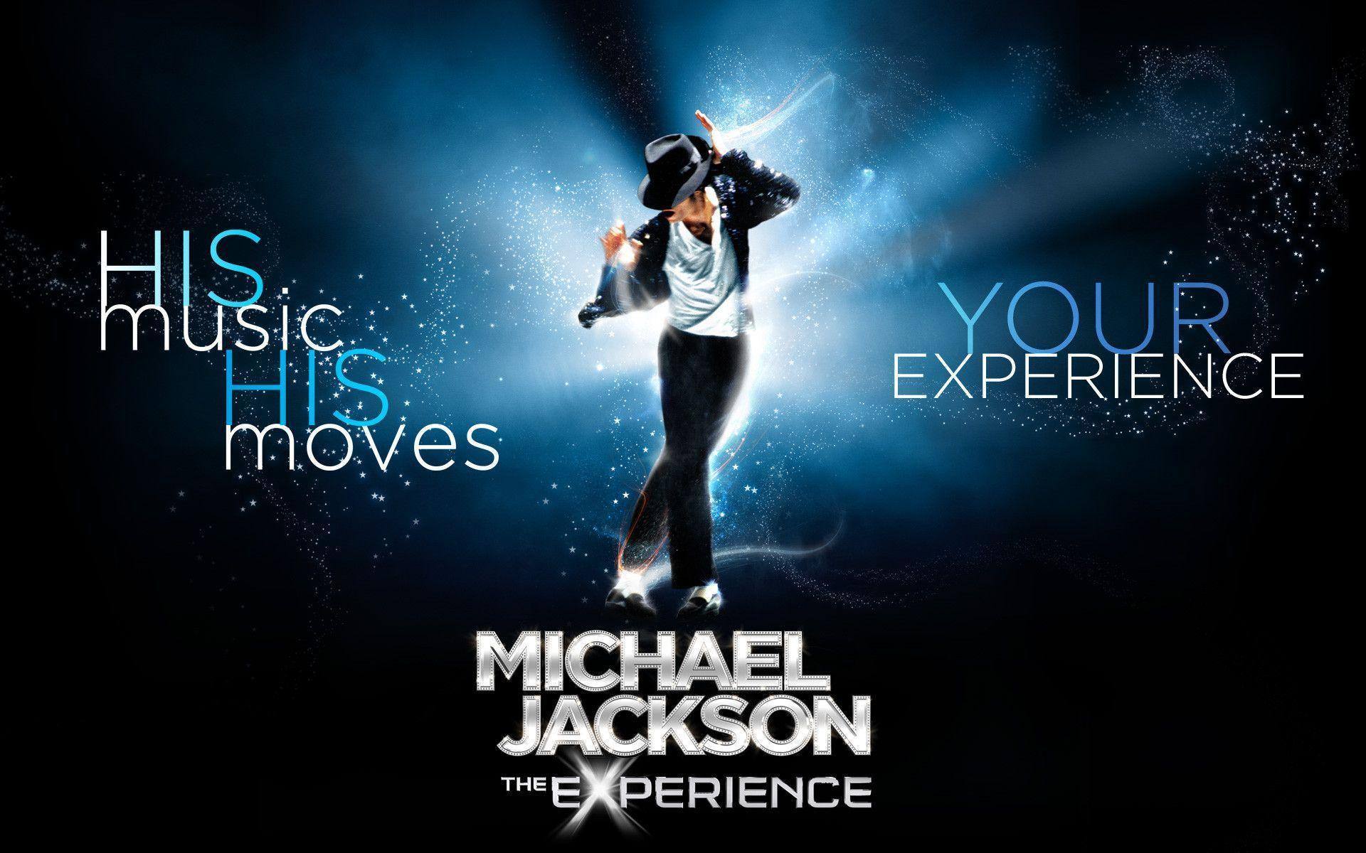 Michael Jackson The Experience Wallpapers   HD Wallpapers