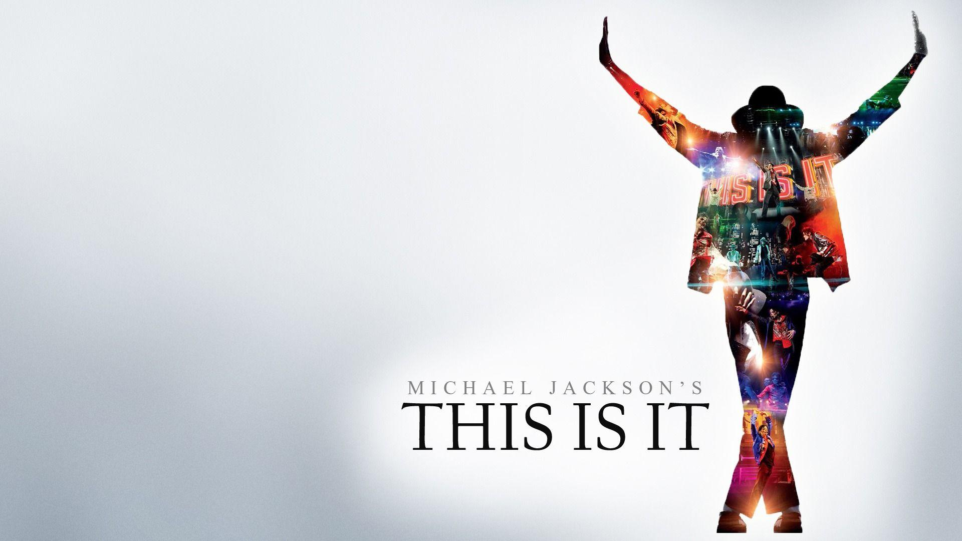 Michael Jackson This Is It Album wallpaper - 487858