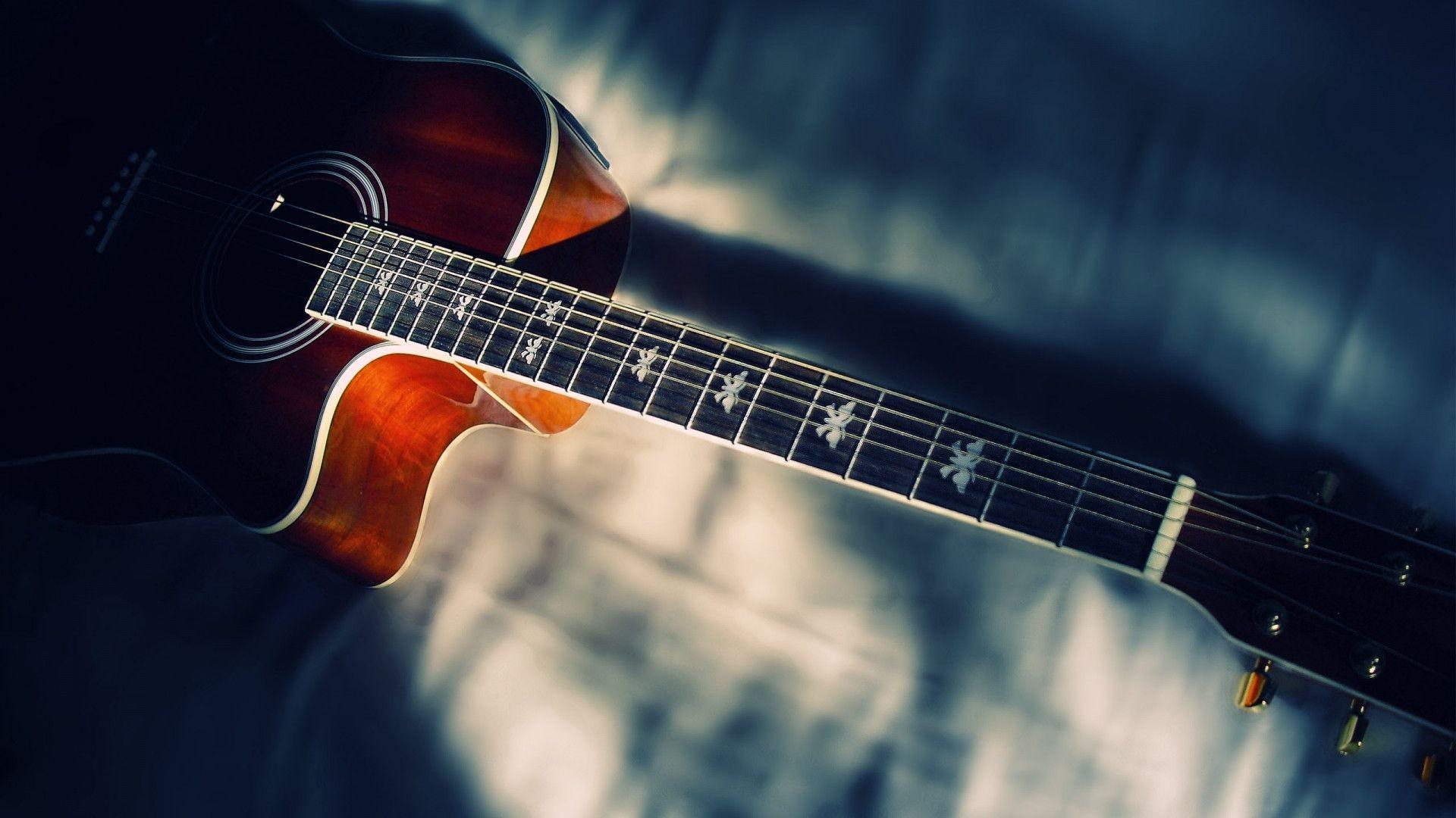 Wallpapers For > Guitar Wallpaper Hd 1080p