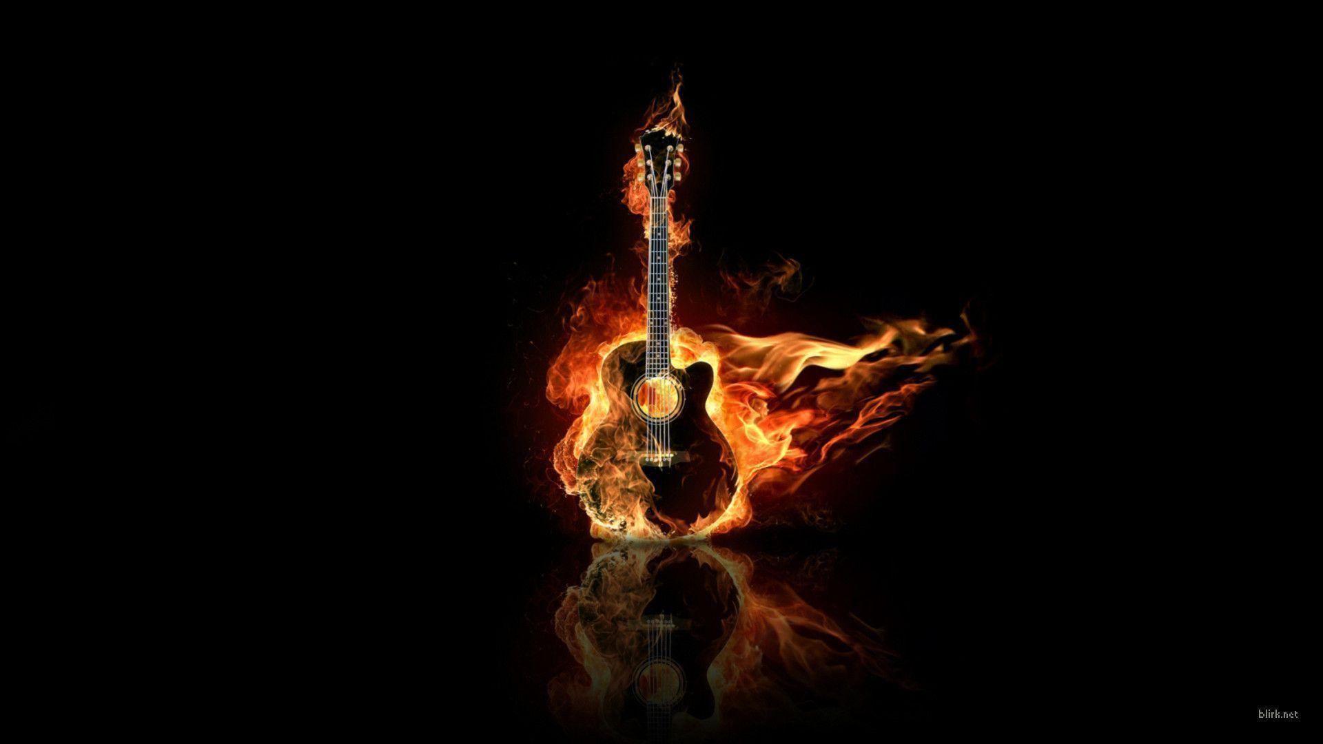 Guitar Image Hd Hd Background Wallpaper 16 HD Wallpapers | www ...