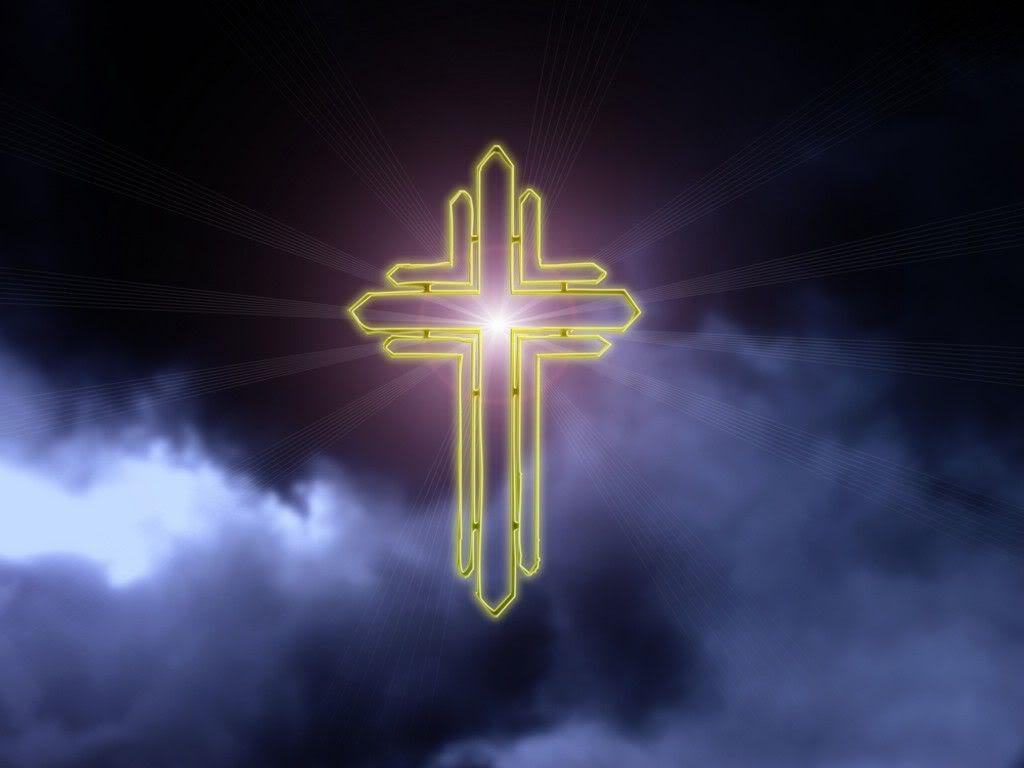 Images For > Religious Cross Backgrounds