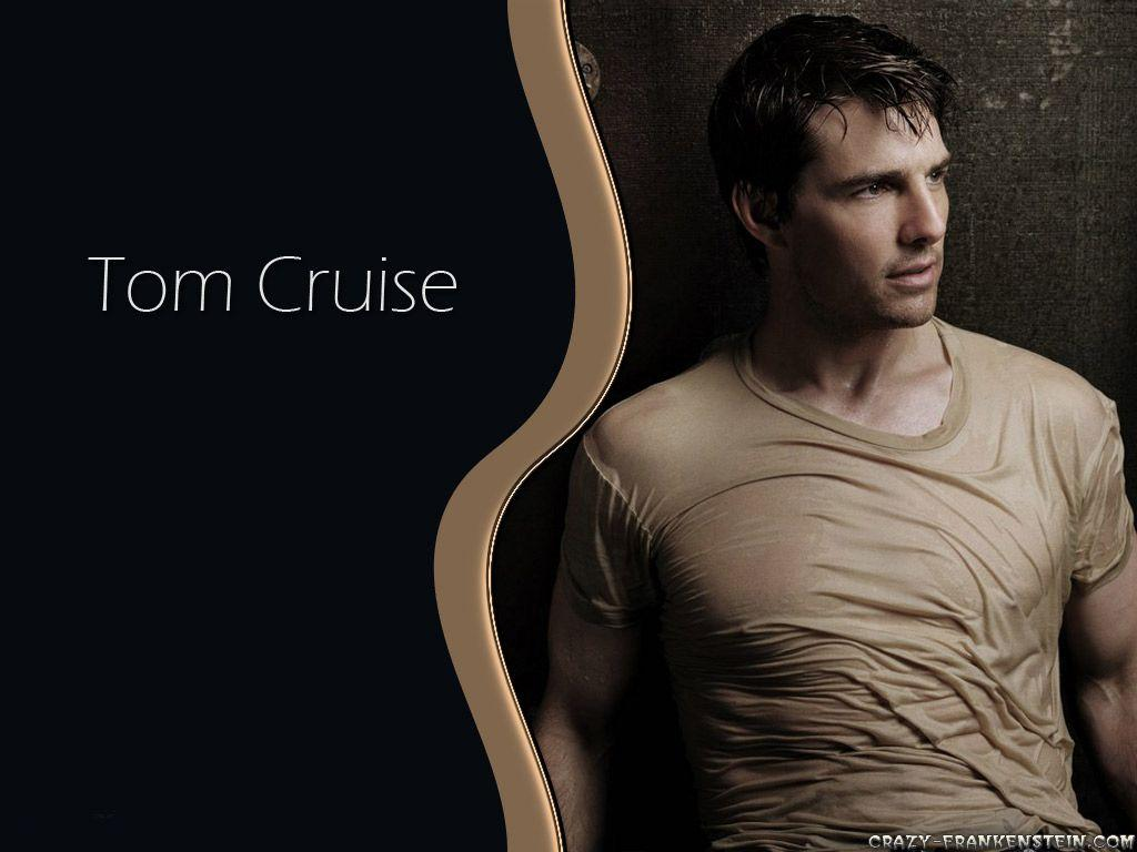 Tom Cruise wallpapers - Male celebrity - Crazy Frankenstein