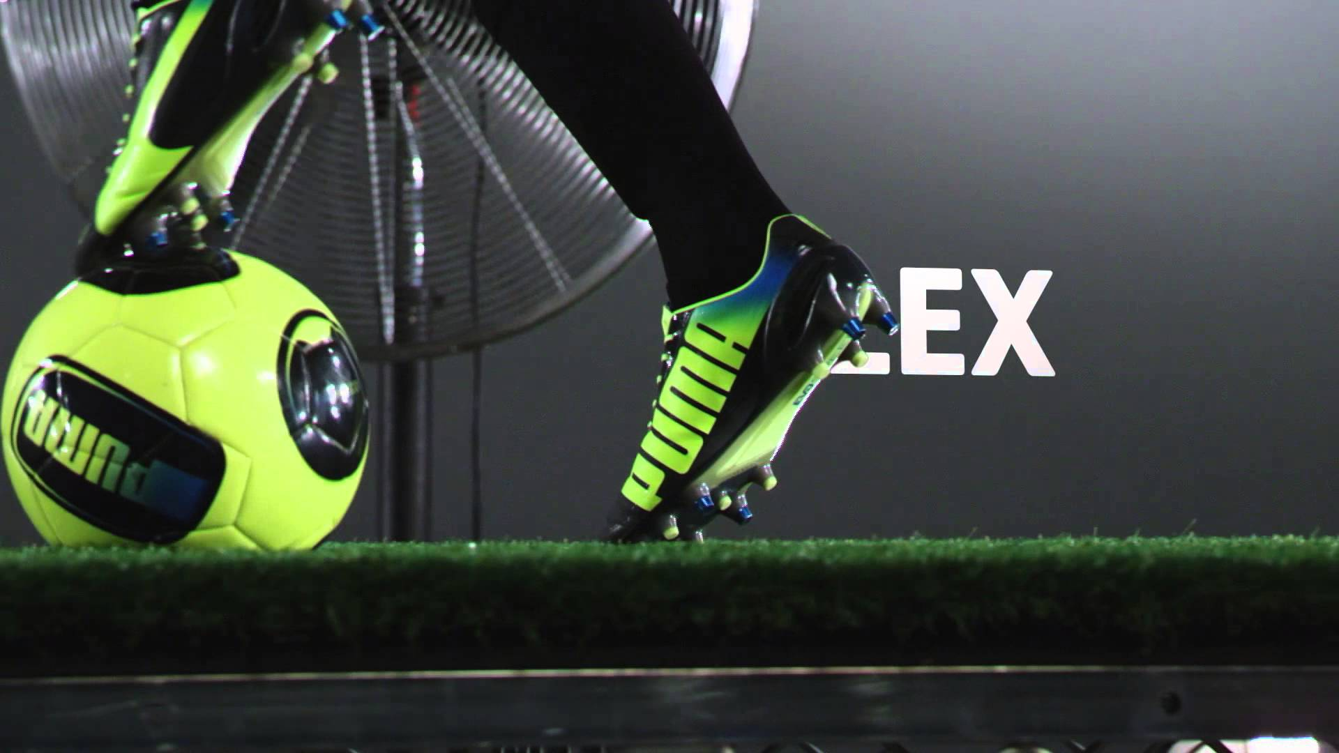 PUMA Football: Falcao introduces you to the new evoSPEED 1.2 - YouTube