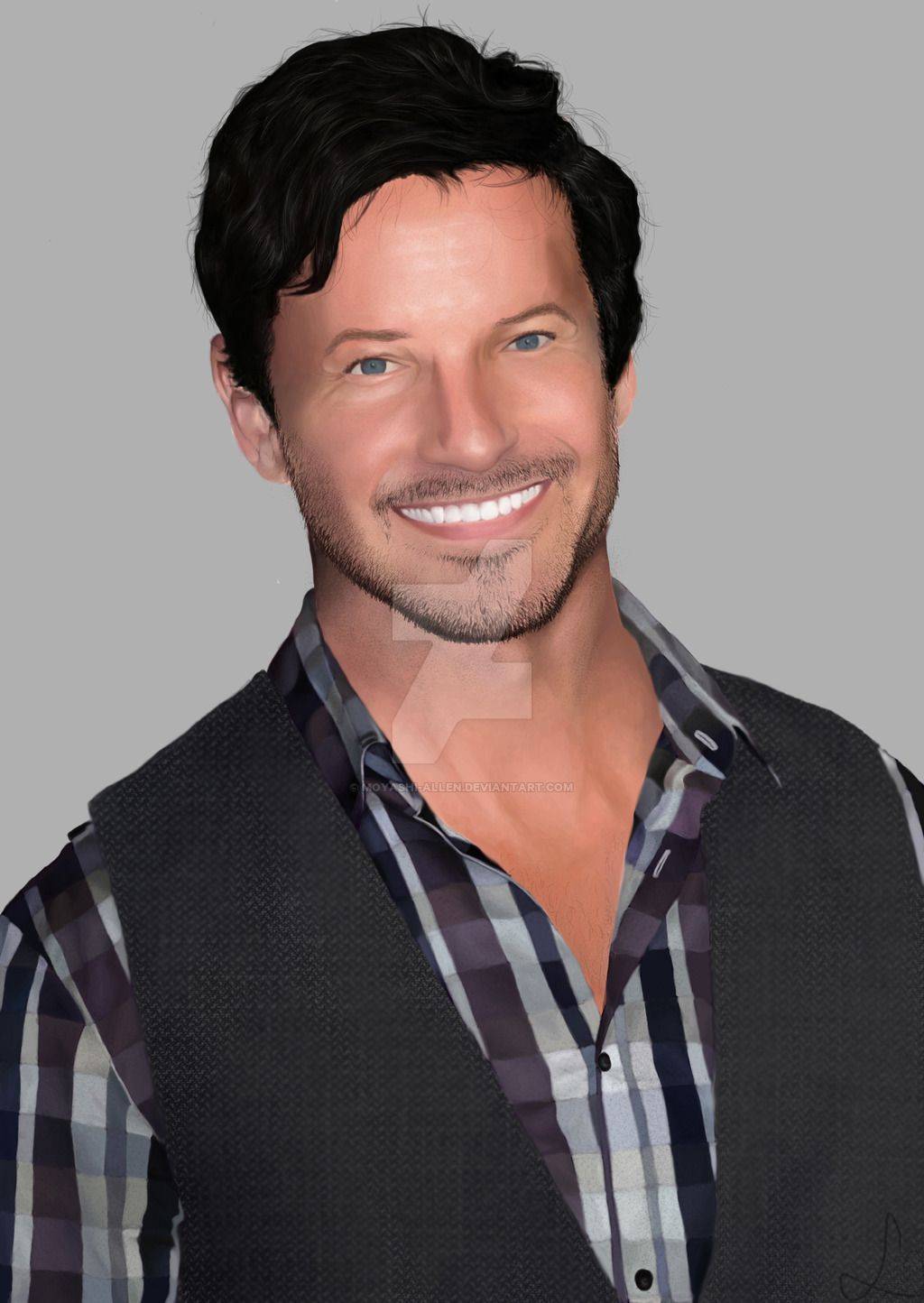 Ian Bohen by Moyashi-Allen on DeviantArt