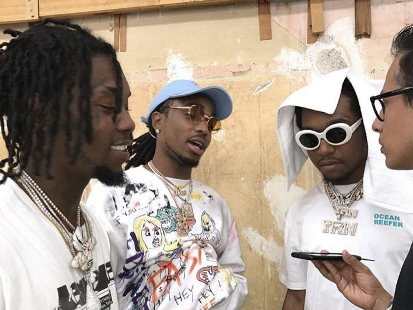 169 best MIGOS❤ ❤ images on Pinterest | Ps, Streetwear and ...