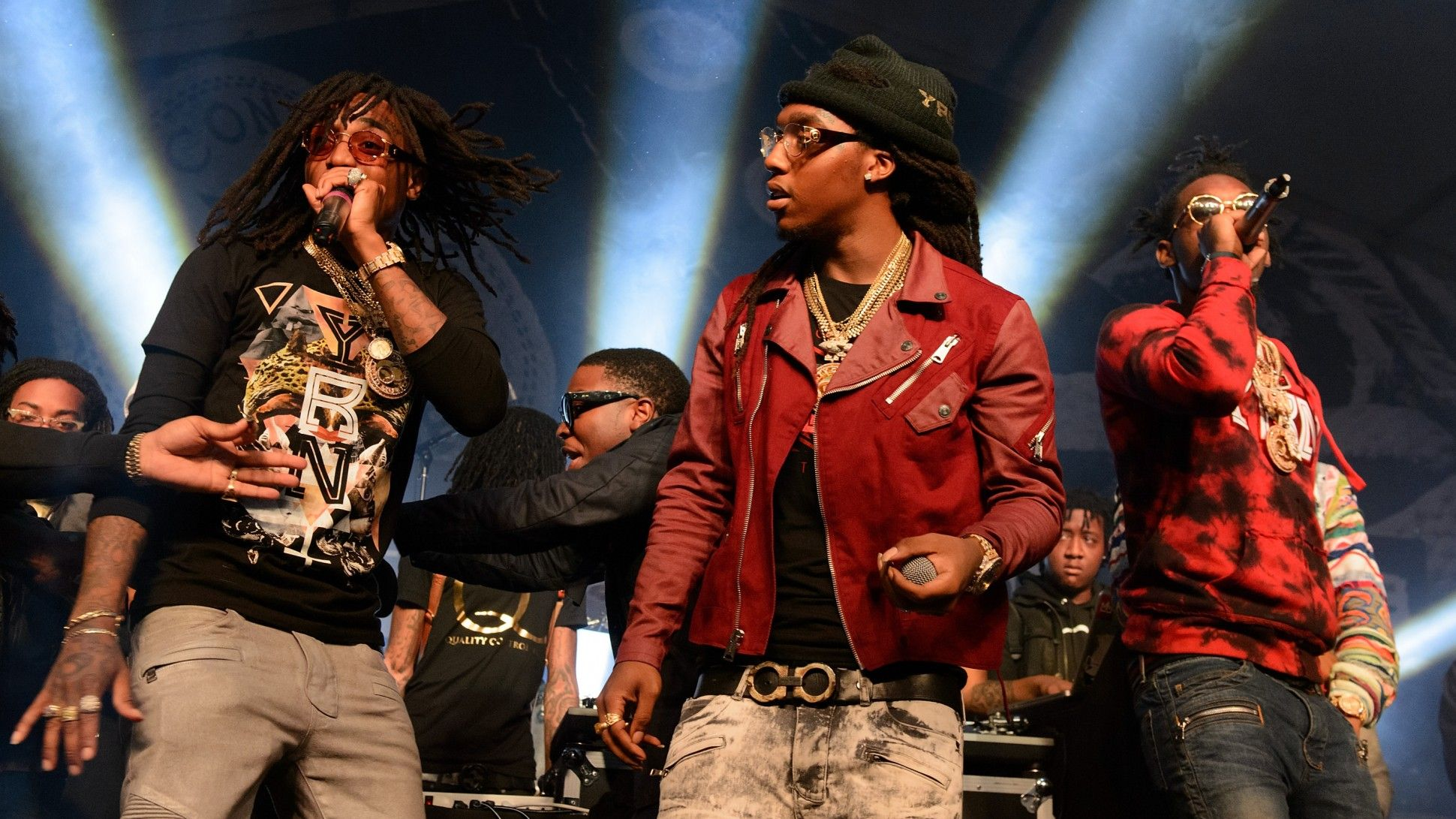 Migos Wallpapers High Quality | Download Free