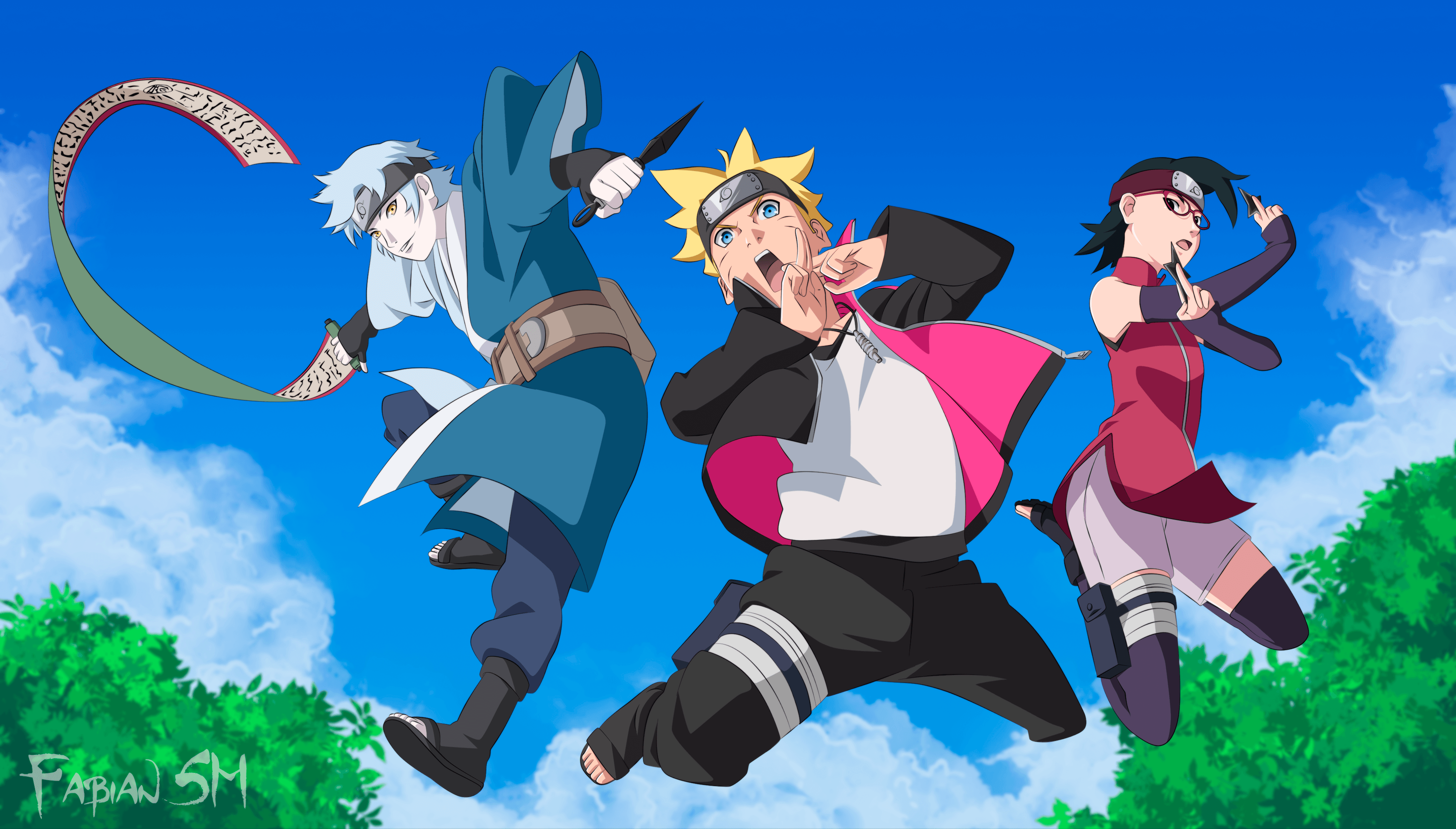 475 Boruto HD Wallpapers | Backgrounds - Wallpaper Abyss